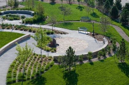 college campus landscaping services