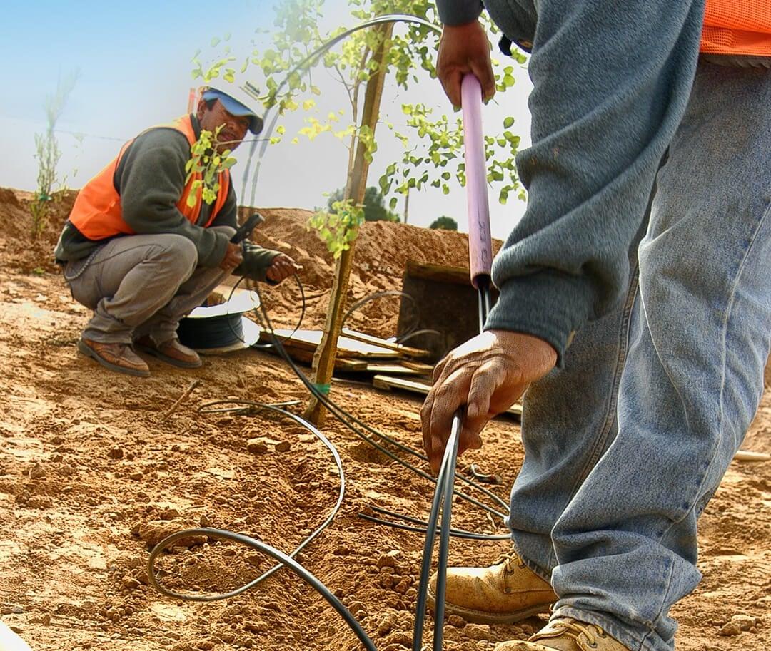 Commercial Irrigation Contractors, San Jose Ca