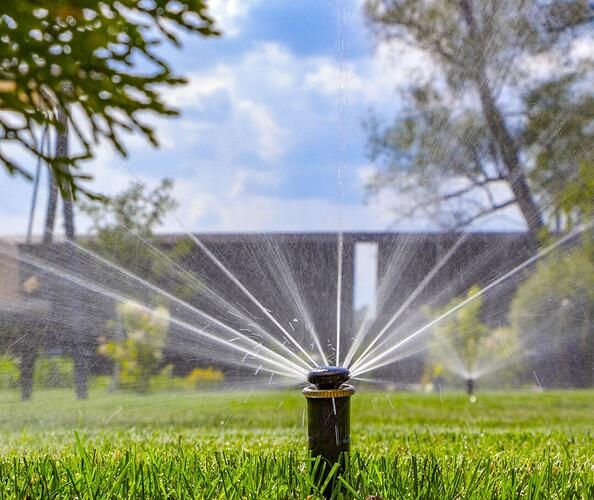 smart watering systems for commercial properties